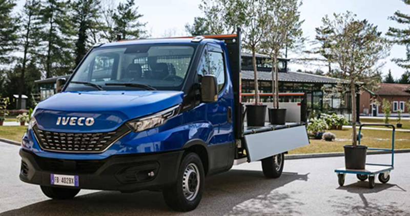 Iveco Daily Natural Power Van - Pickup